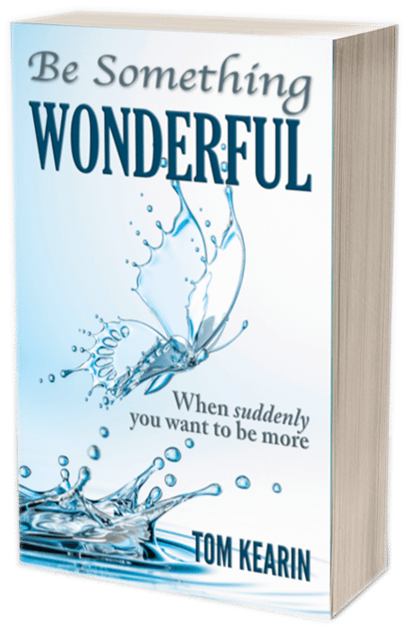 Be Something Wonderful Book